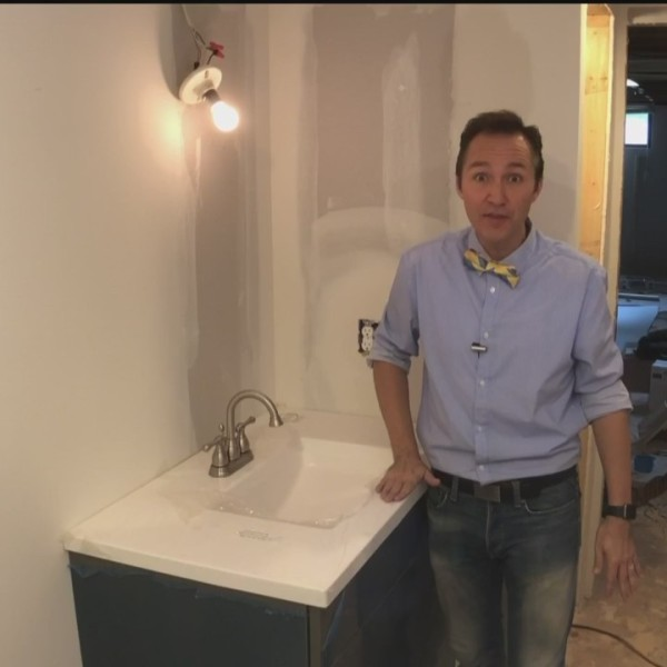 Sutherlands - Build It Better - How to Build A Bathroom Vanity - 10/11/18