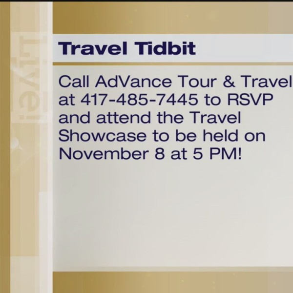 Travel Tidbit - AdVance Tour & Travel - 10/9/18