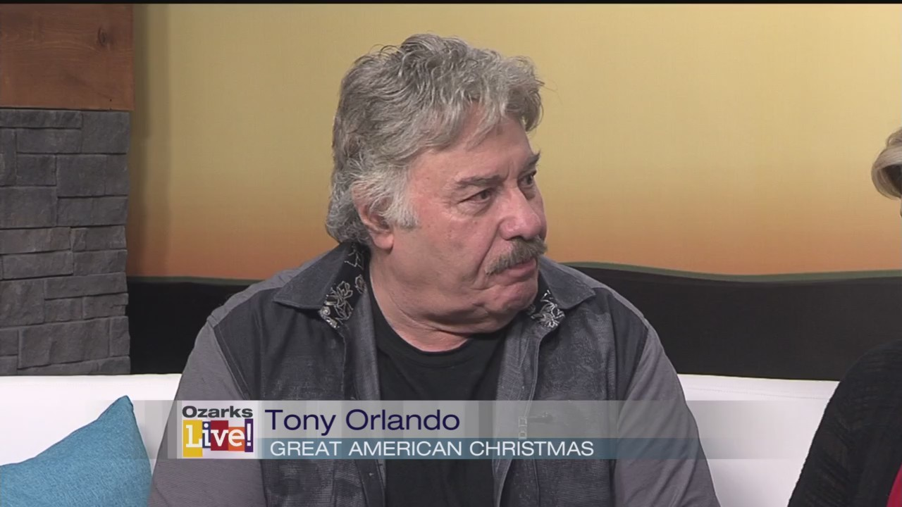 Our Chat with Tony Orlando - 11/14/18