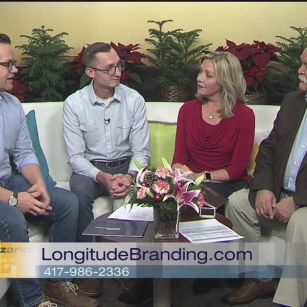 Longitude Branding - 1 Million Cups - 12/11/18