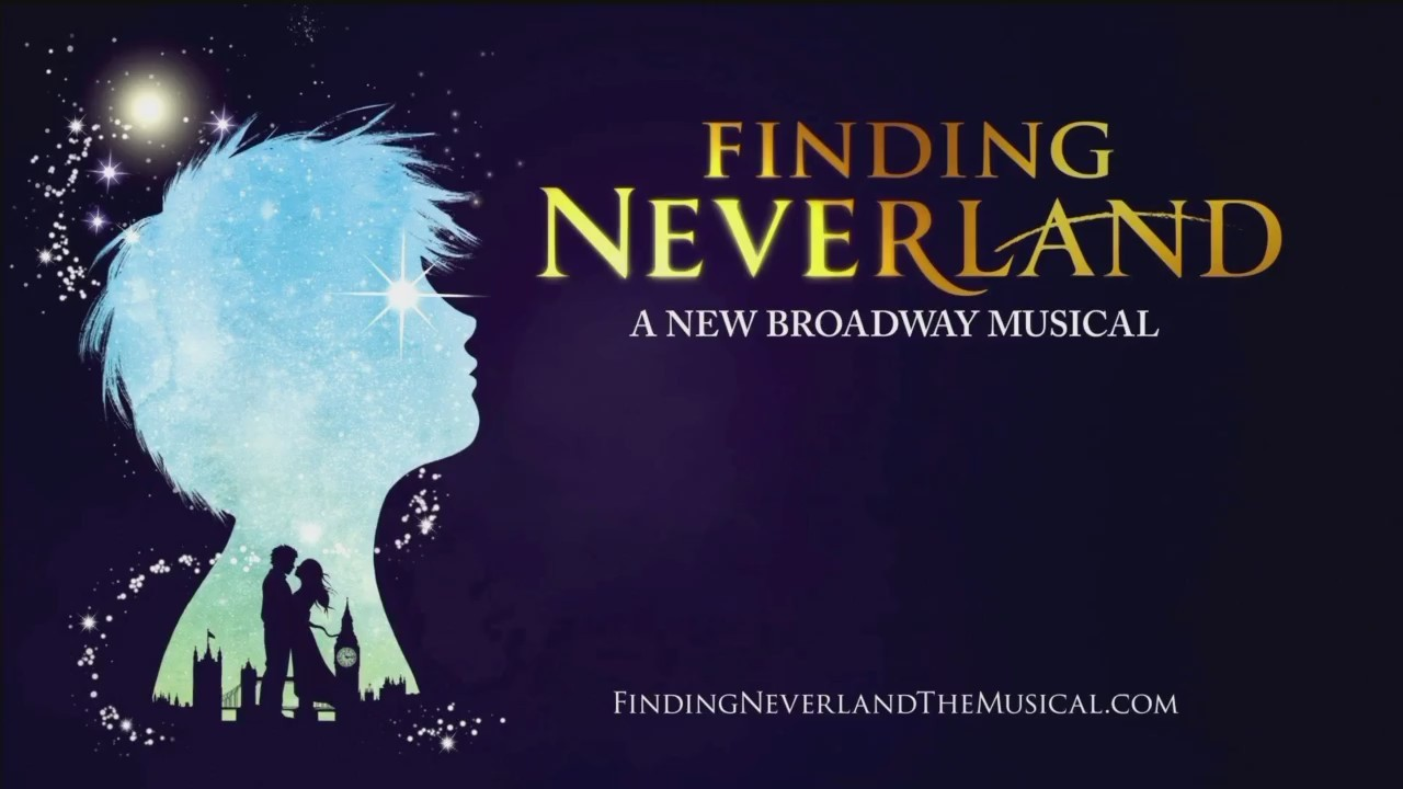 Finding Neverland at Juanita K. Hammons Hall for the Performing Arts - 1/23/19