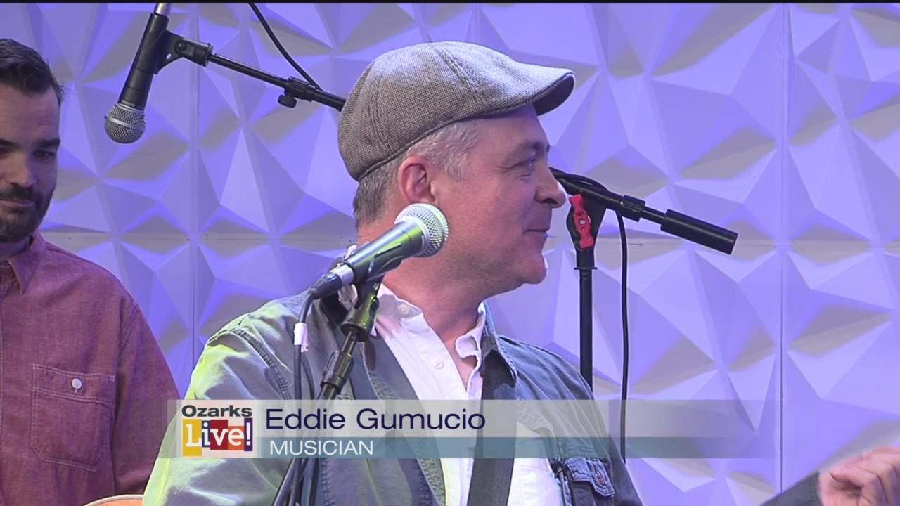 Joy Chats with The Eddie Gumucio Band - 1/21/19