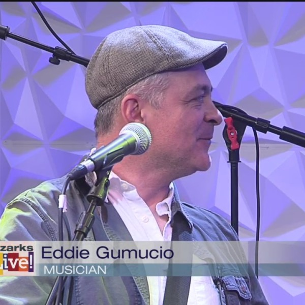 Joy Chats with The Eddie Gumucio Band - 1/21/19