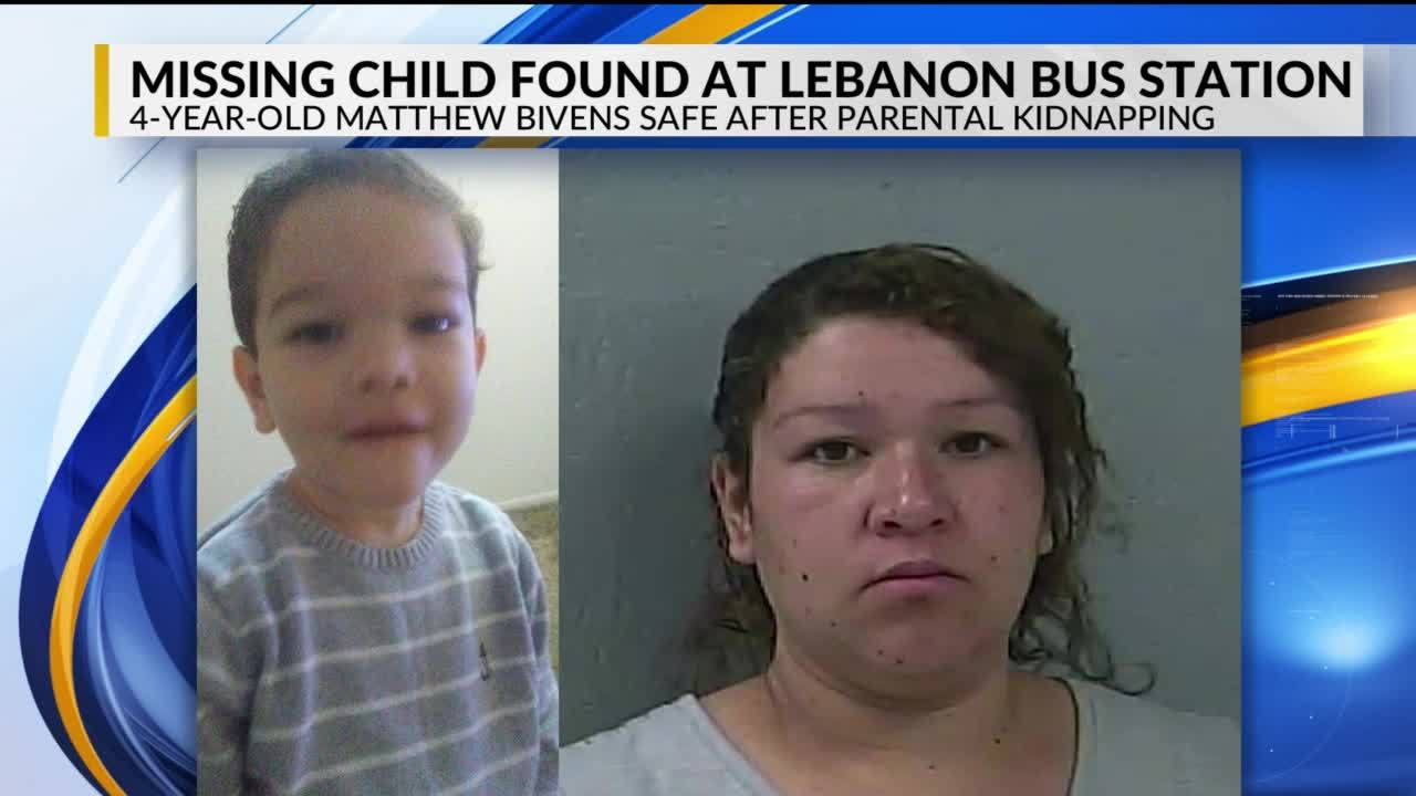 Missing Child Found at Joplin Bus Station