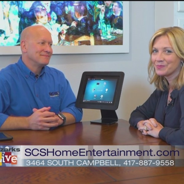 Smart Home - SCS Home Entertainment - 1/21/19