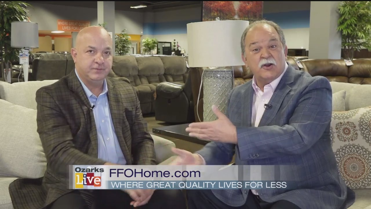 Tom Visits with FFO Home CEO - 1/23/19
