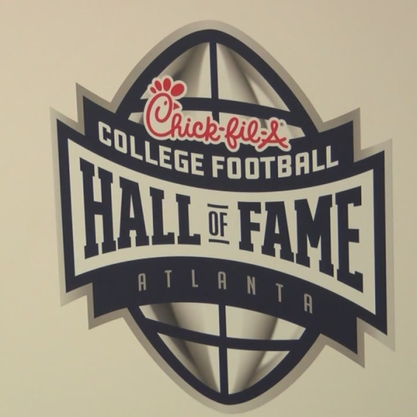 Inside the College Football Hall of Fame