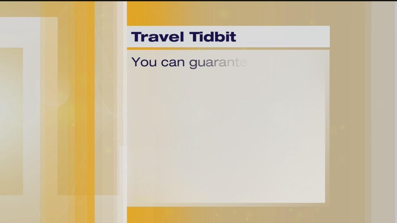 Travel Tidbit - 2/12/19