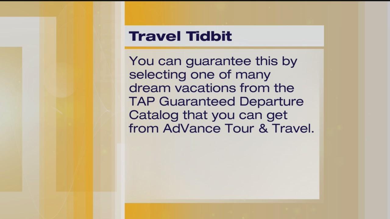 Travel Tidbit - AdVance Tour & Travel - 2/26/19