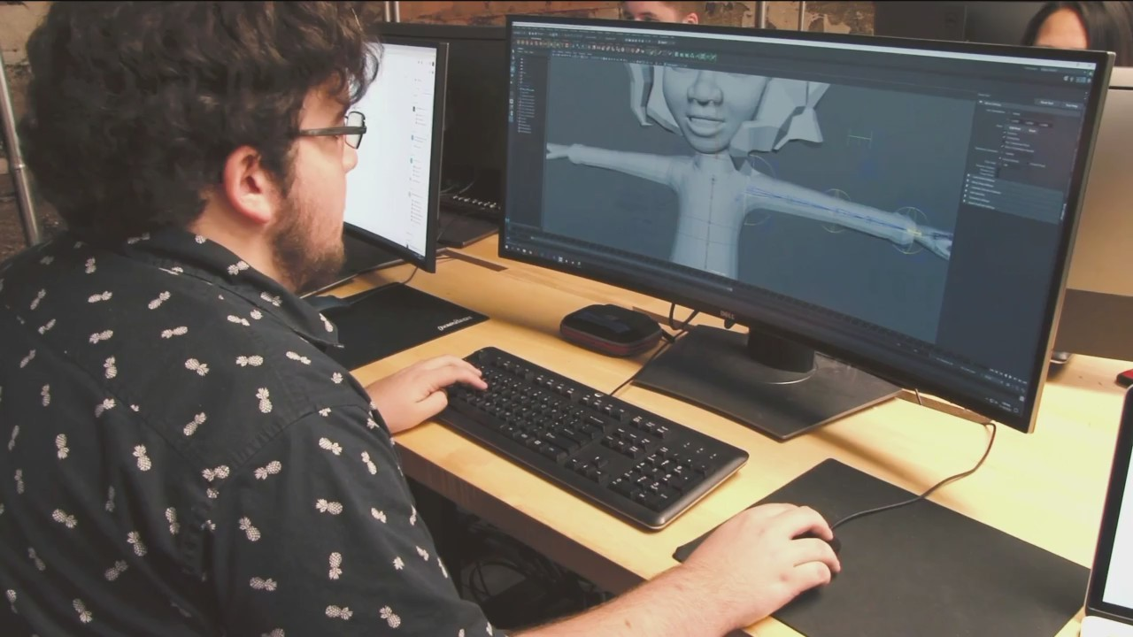 MSU Electronic Art Students Create Animated Short Film