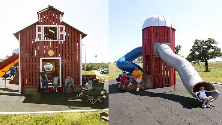 Rutledge-Wilson Farm Park Playground
