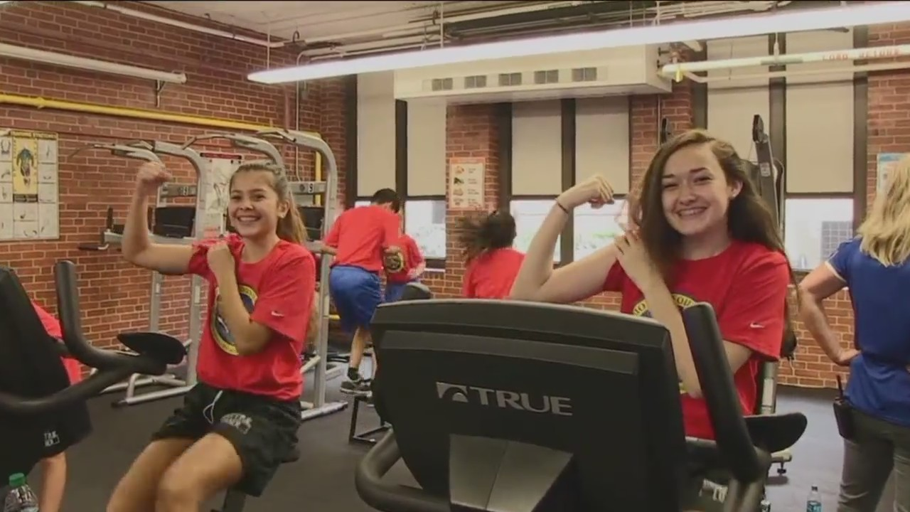 Three Schools to be Awarded $100,000 Fitness Centers