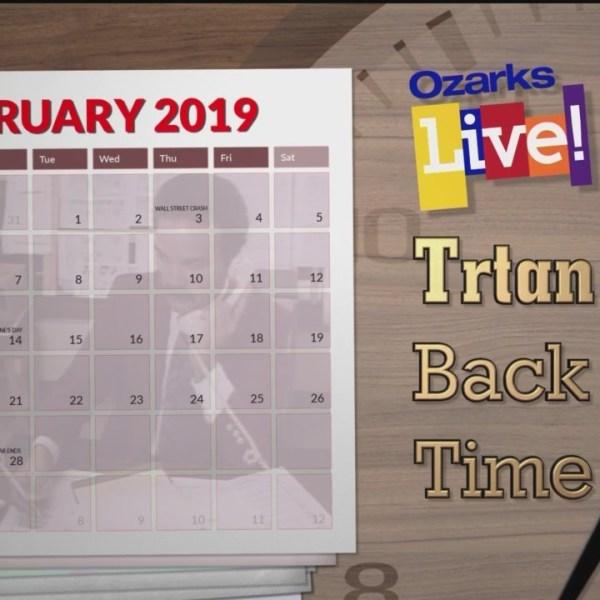 Trtan Back Time - 3/18/19