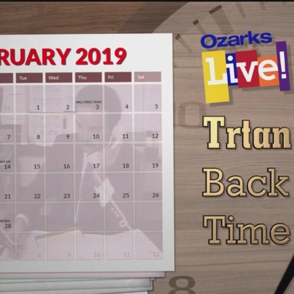 Trtan Back Time - 3/25/19