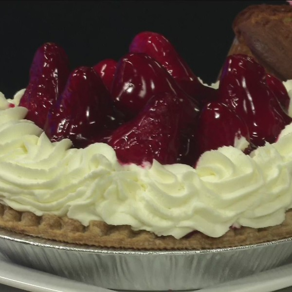 Desserts - Perkins Restaurant & Bakery - 4/15/19
