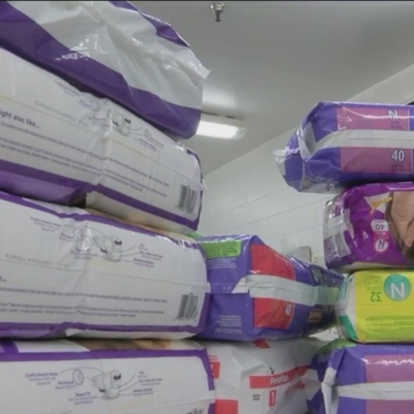 Diaper Drive Combats Possible Health Concerns