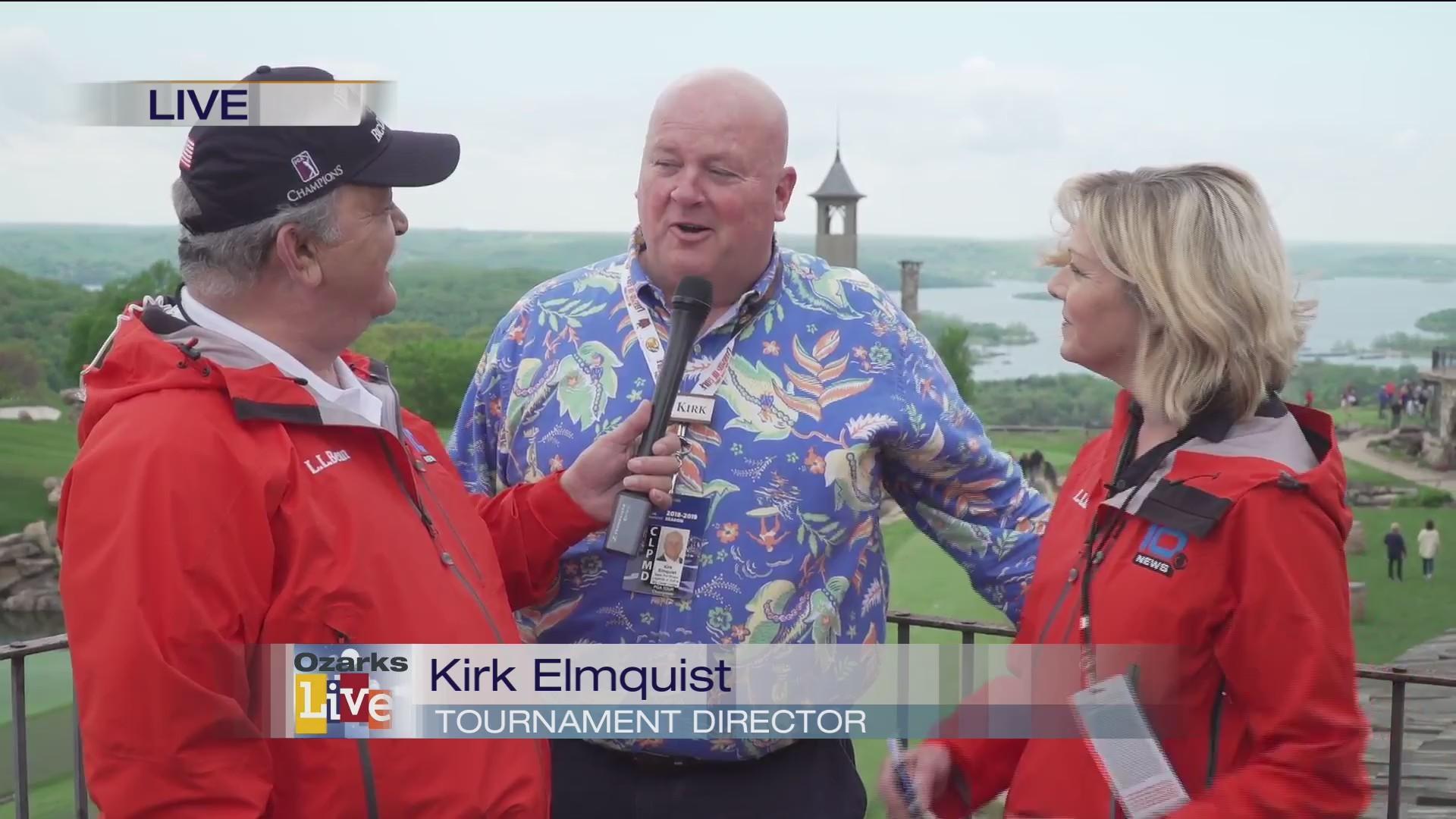 Kirk Elmquist - Legends of Golf - 4/25/19