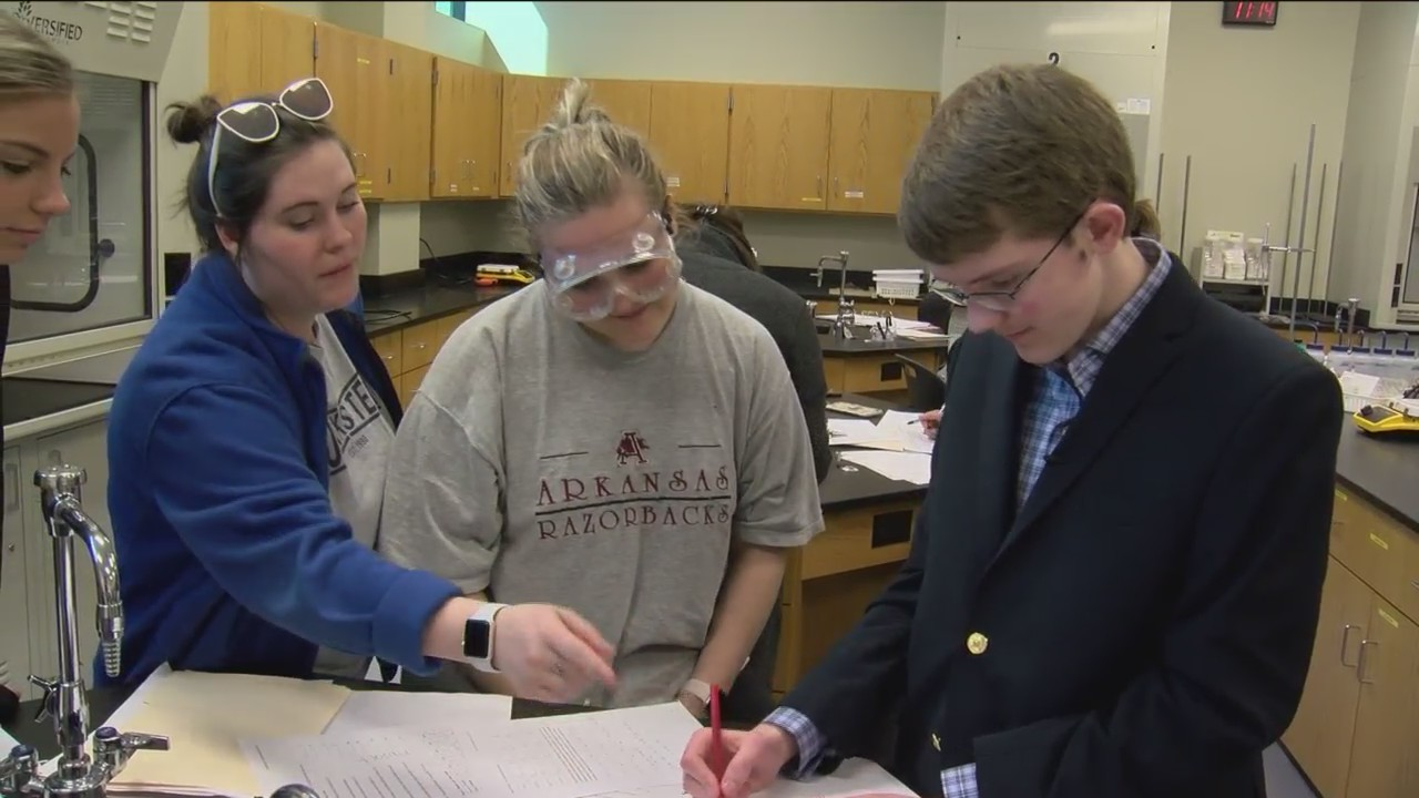 Local Teen Scores Perfect on ACT