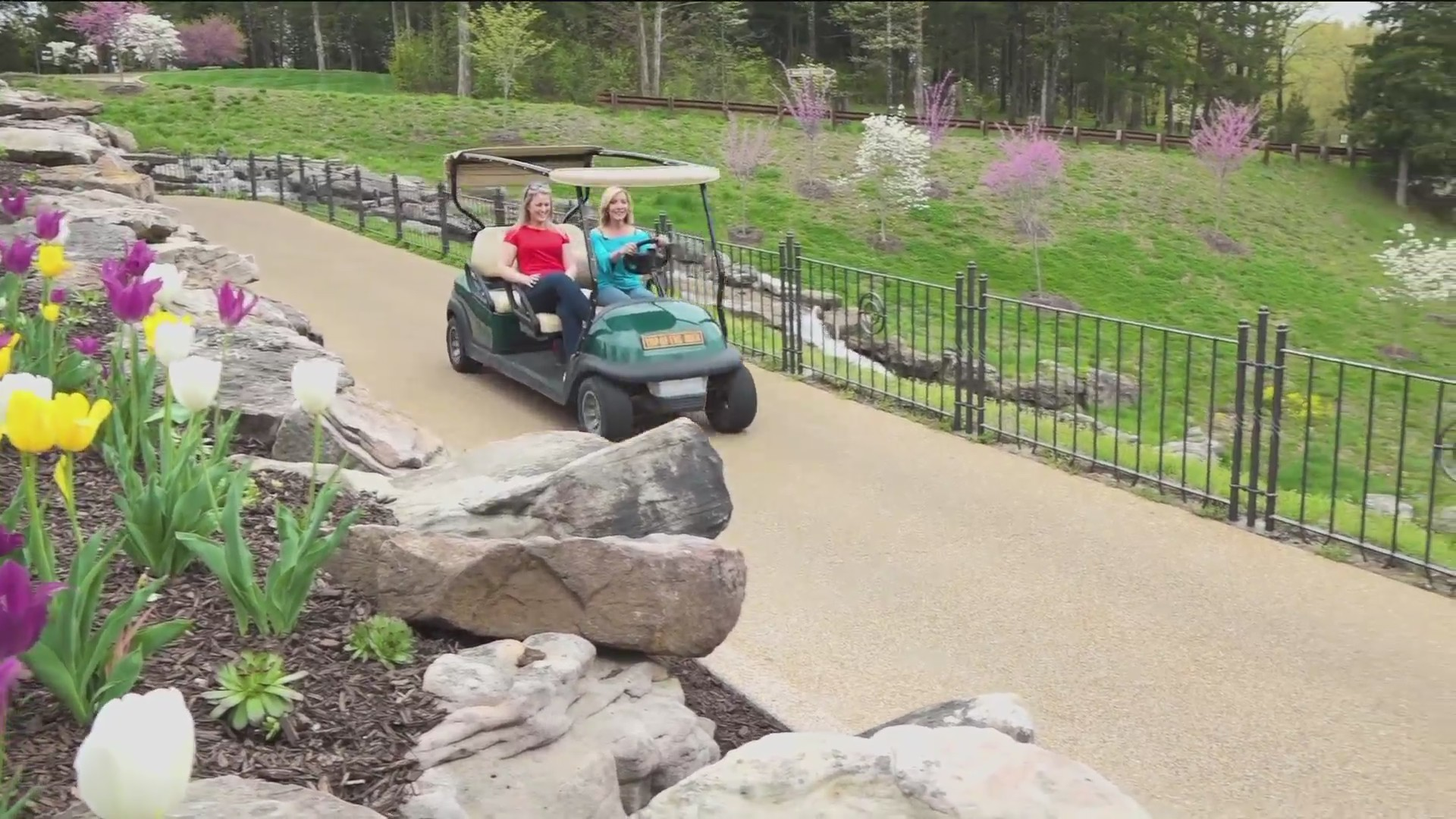 Lost Canyon Cave & Nature Trail - Legends of Golf - 4/25/19