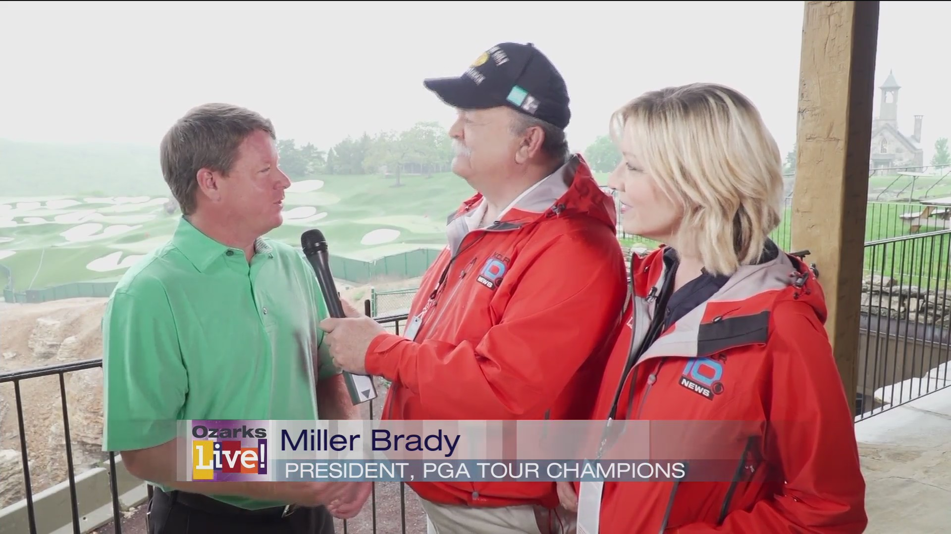 Miller Brady - Legends of Golf - 4/25/19