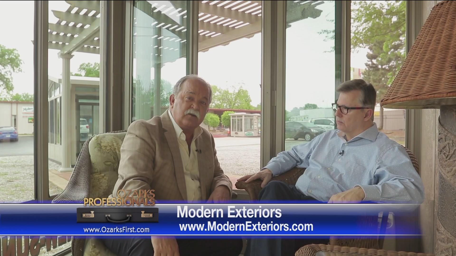 Modern Exteriors - 4/17/19