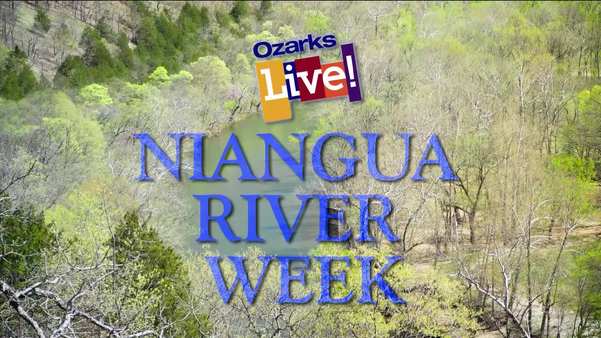 RiverFront Campground & Canoe - Niangua River Week - 4/23/19