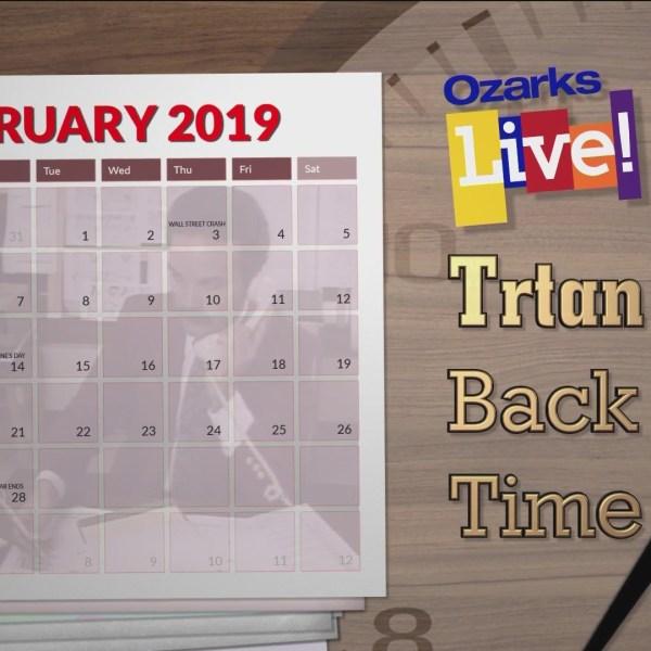 Trtan Back TIme - 4/29/19