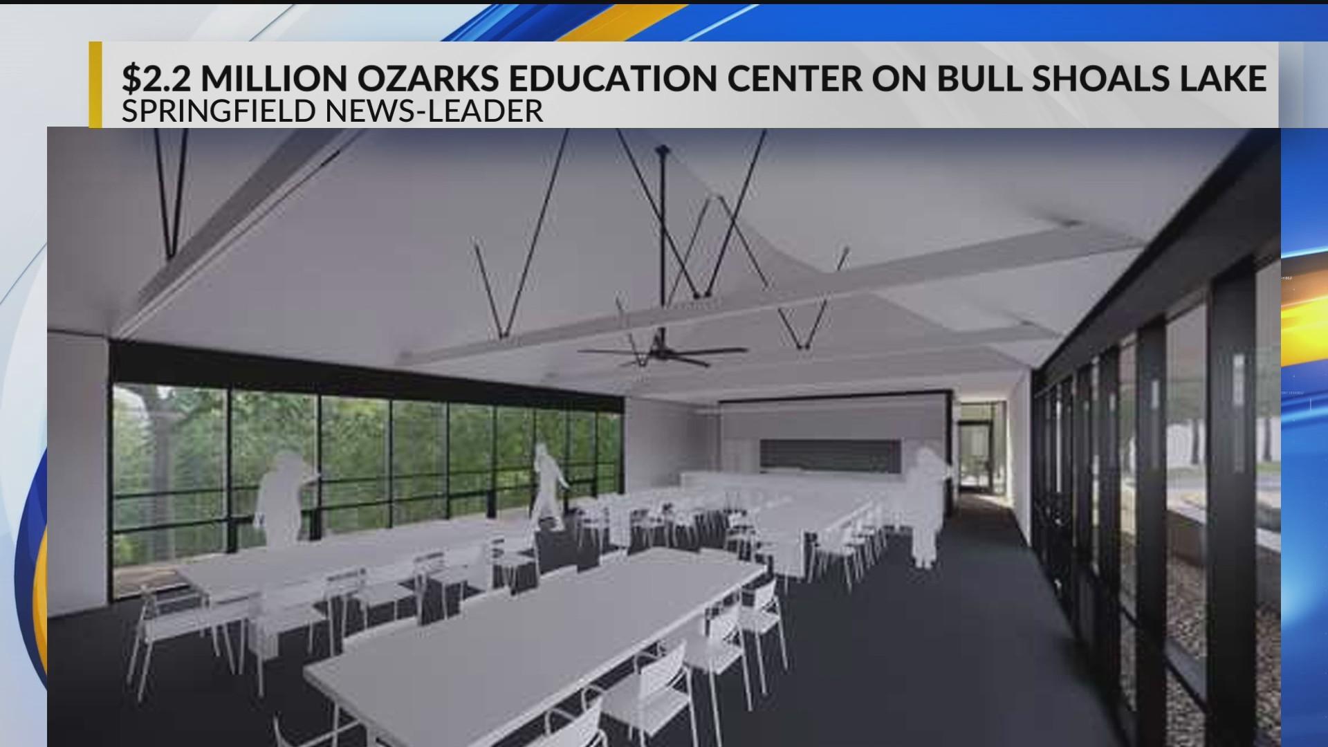 $2 2 million Ozarks Education Center to be built at Bull