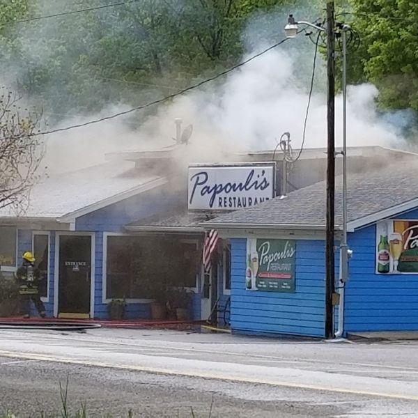 Papouli's Fire