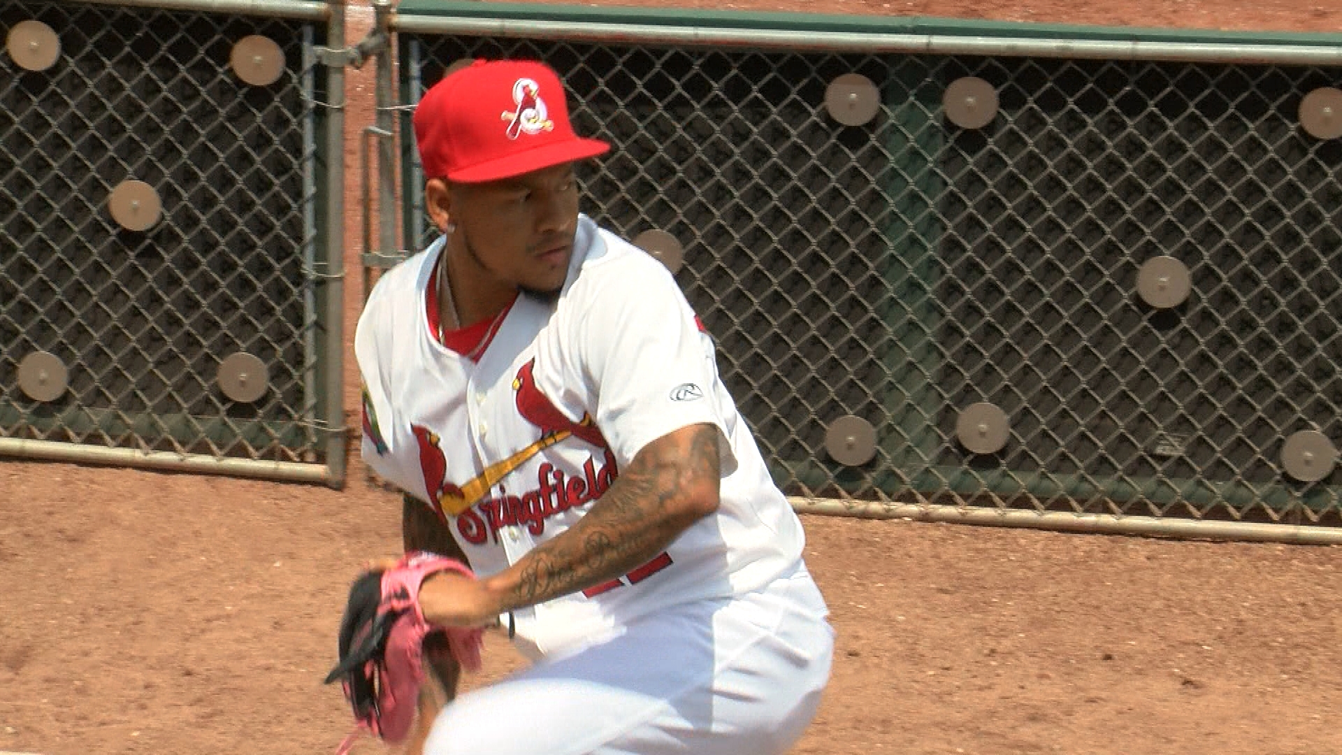 Carlos Martinez rehab apperance (May 15, 2019)