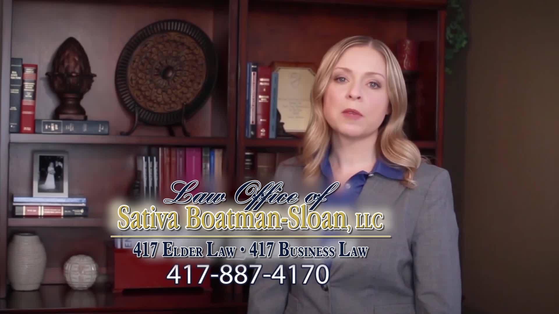 Law Office Sativa Boatman Sloan - Nursing Home_