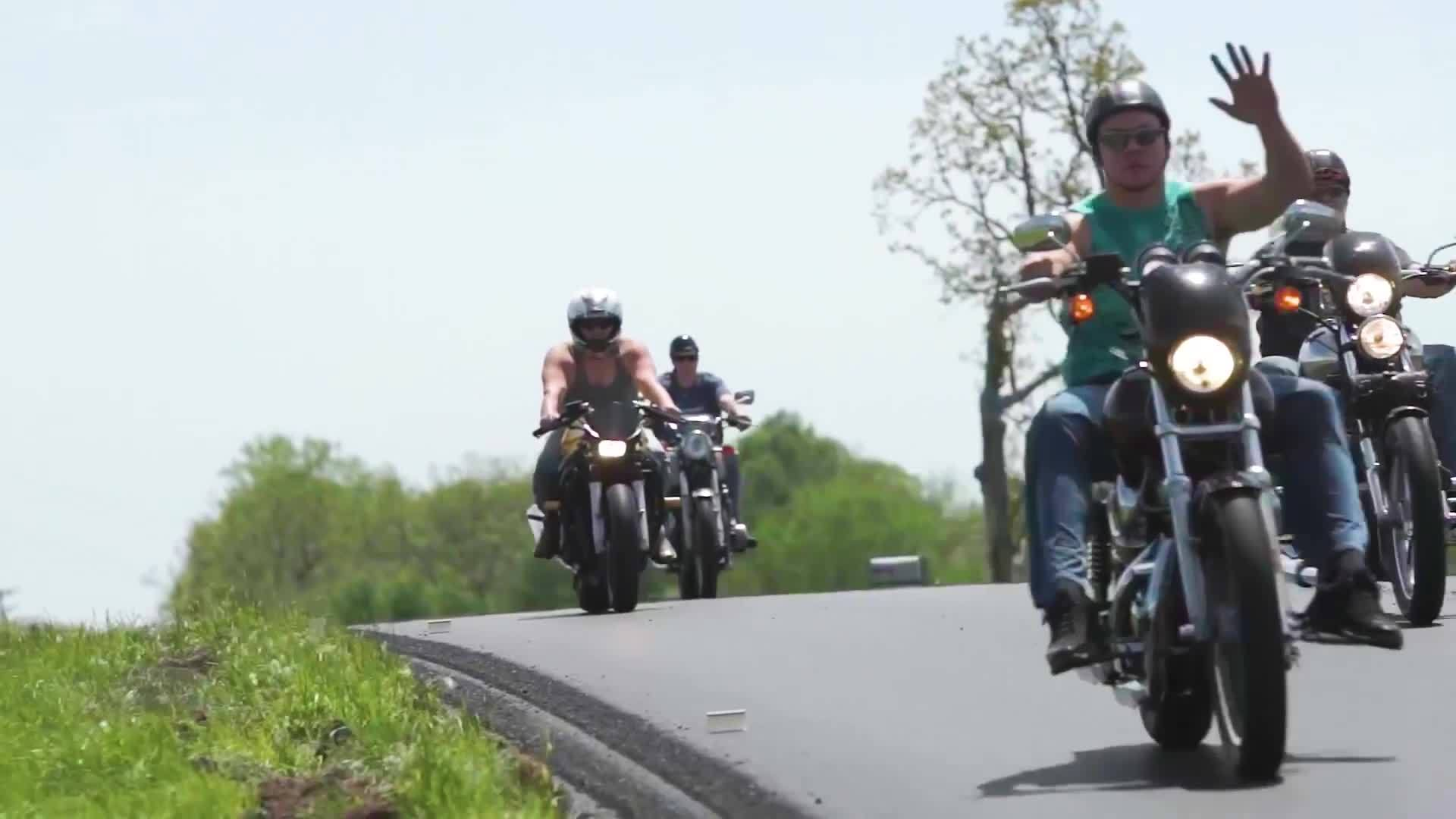 David Ransin hosts the 12th annual Motorcycle Awareness Ride this Sunday.