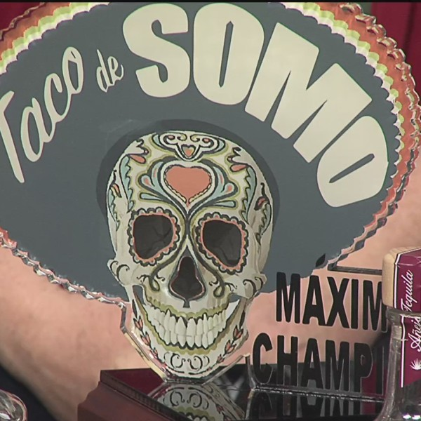 Taco de SOMO - Developmental Center of the Ozarks - 5/16/19