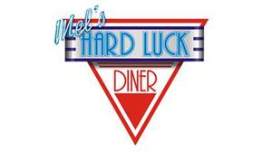 Mels Hardluck Diner Logo