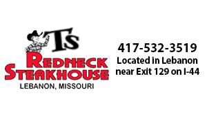 Ts Redneck Steakhouse Logo