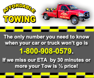 Affordable Towing 300x250