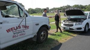 Wells Tire and Wheel Roadside