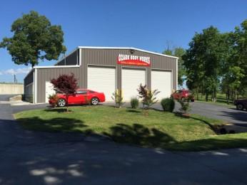 Ozark Body Works Building