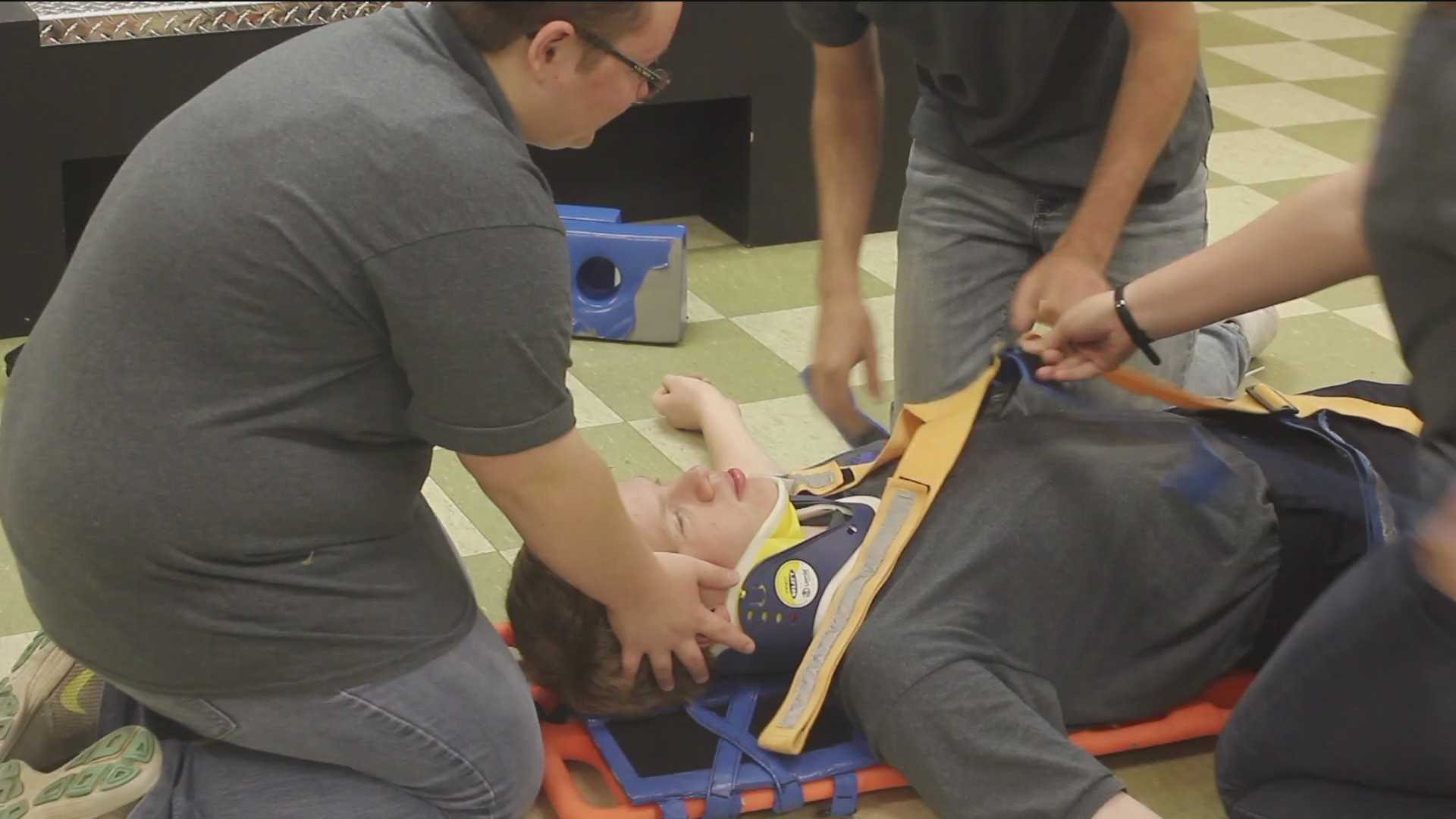 Reeds Spring EMT Students to Compete in International Competition