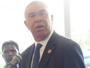 Congressman Lacy Clay