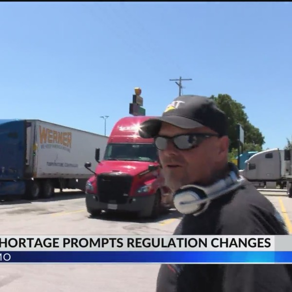 Truckers hope Congress will pump the breaks on industry regulations