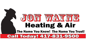 Jon Wayne Heating Air