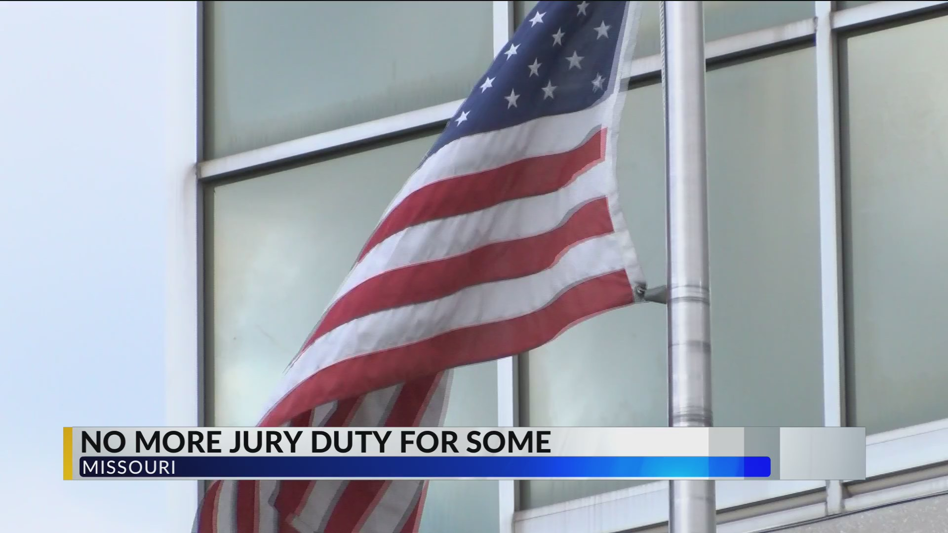 More Missourians Excused from Jury Duty | KOLR - OzarksFirst com