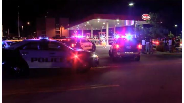 SPD: Two shot, one in critical condition from overnight gas
