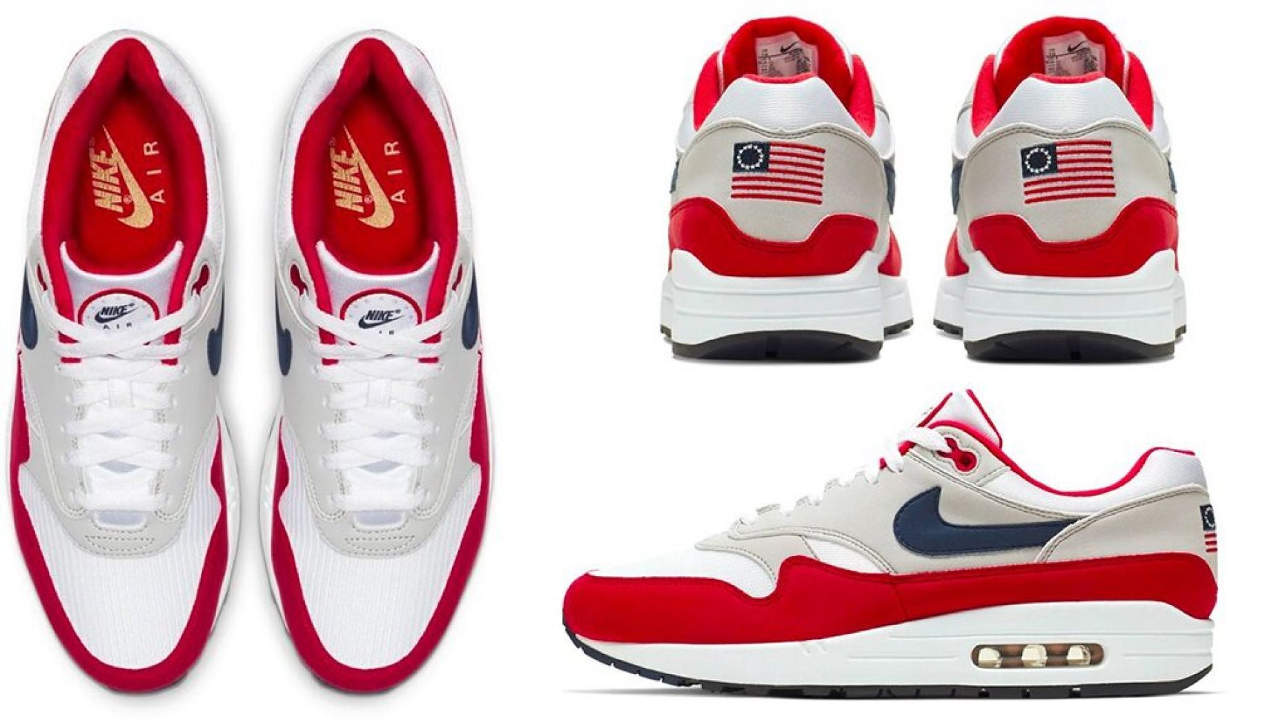Nike says Betsy Ross-themed Fourth of
