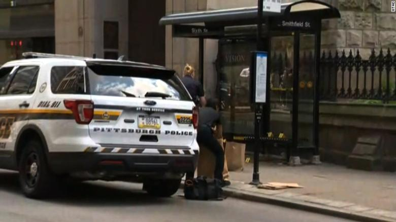 Random stabbing in downtown Pittsburgh leaves one dead, police say