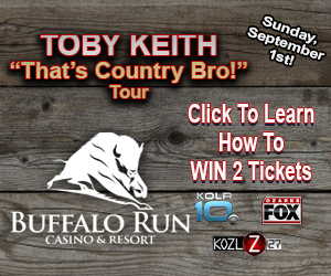 Toby Keith Ticket Giveaway