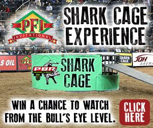 PFI PBR Shark Cage