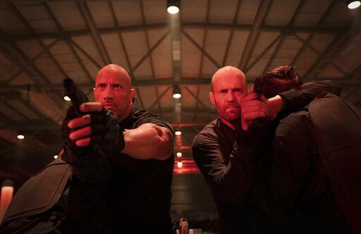 Film Title: Fast & Furious Presents: Hobbs & Shaw