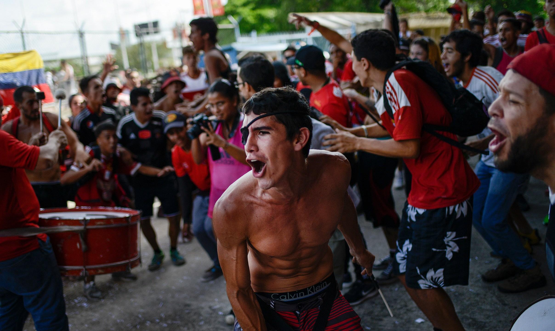 Venezuela's Red Demons